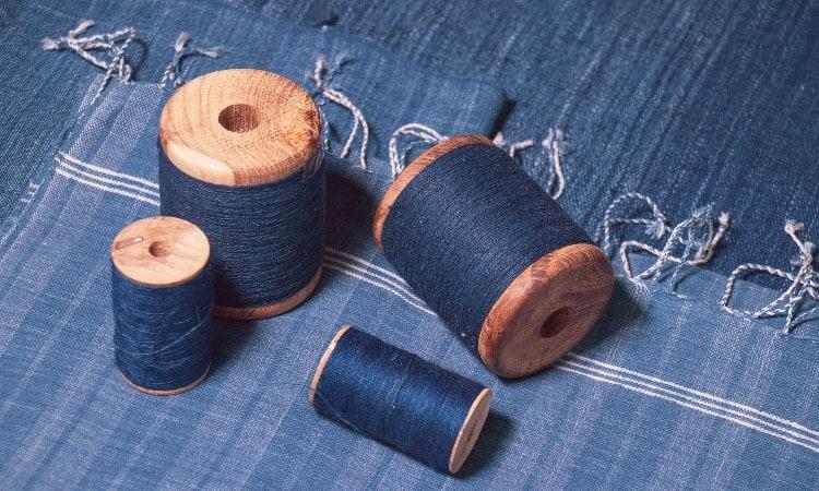 Yarn dyed cotton fabric