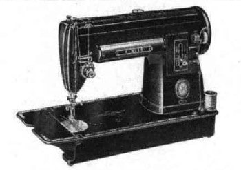 singer sewing machine 301 manual
